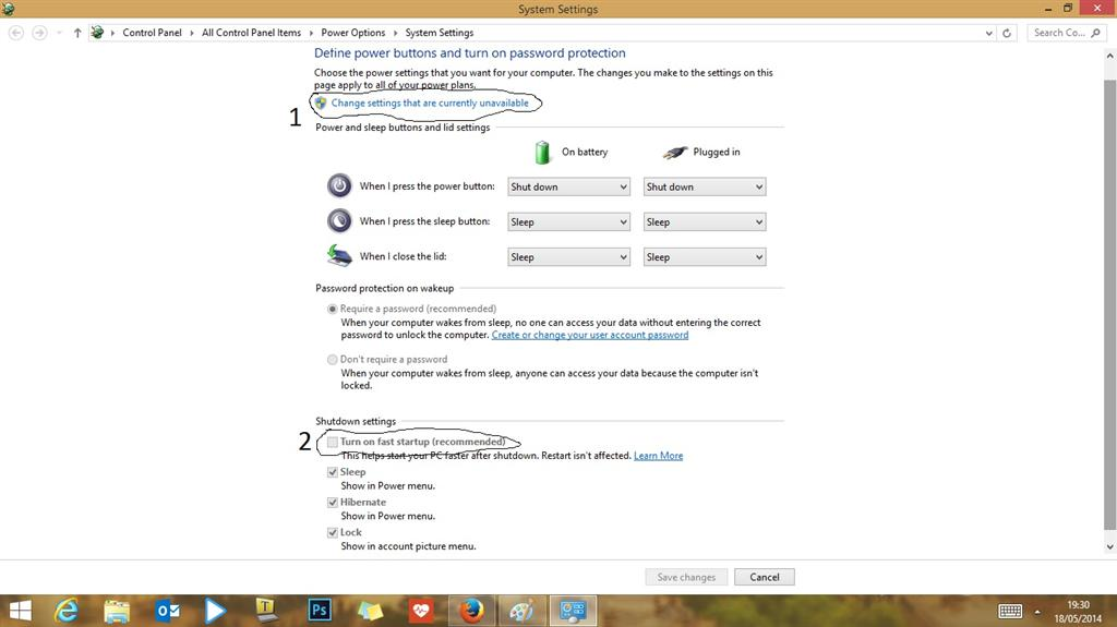 Windows 81 Freezes During Resume From Hibernate Microsoft Community