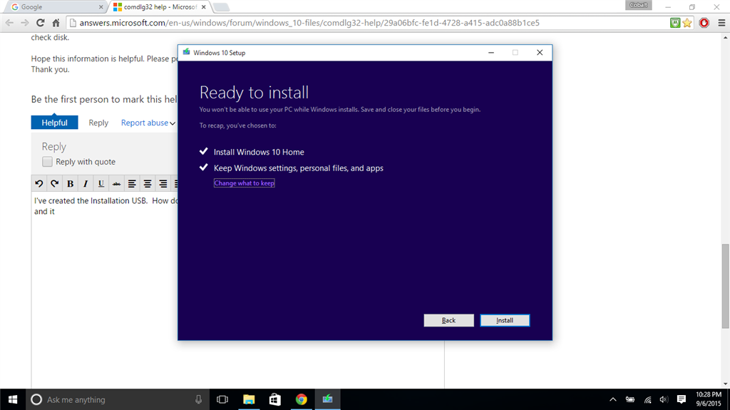 register comctl32.ocx windows 10