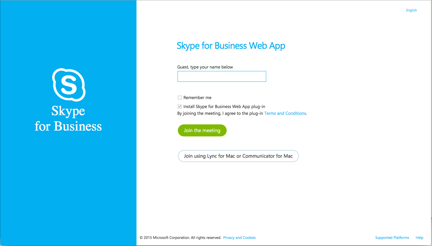 download skype web app chrome