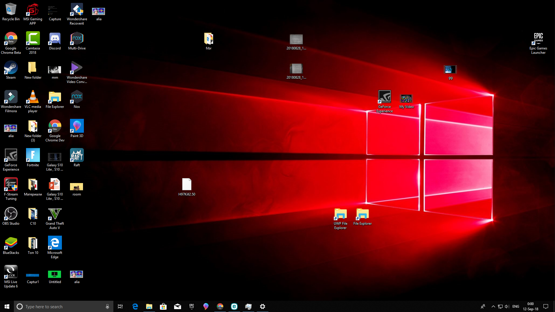 Desktop Background Changed On Its Own