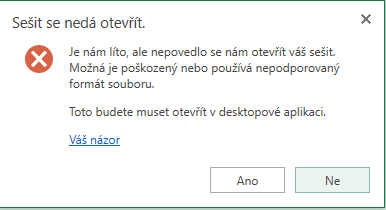 Problem with Excel Online - Microsoft Community