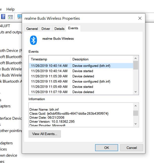 Wireless Bluetooth Earphones Keep Disconnecting Microsoft Community