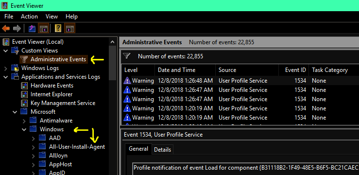 Windows 10, Version 1809  Network does not show computers