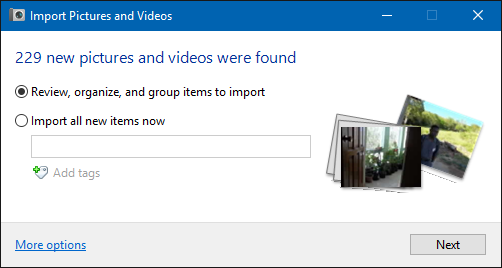 Complete Guide to Importing Your Photos in Windows 10