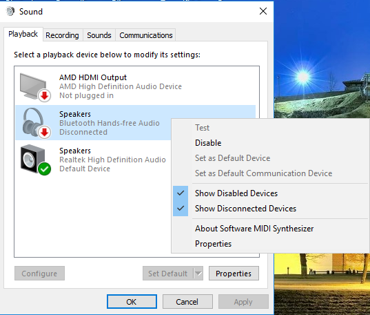 Bluetooth Speaker Paired But Disconnected And Can't Play