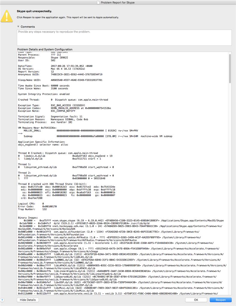 skype download mac os x older version