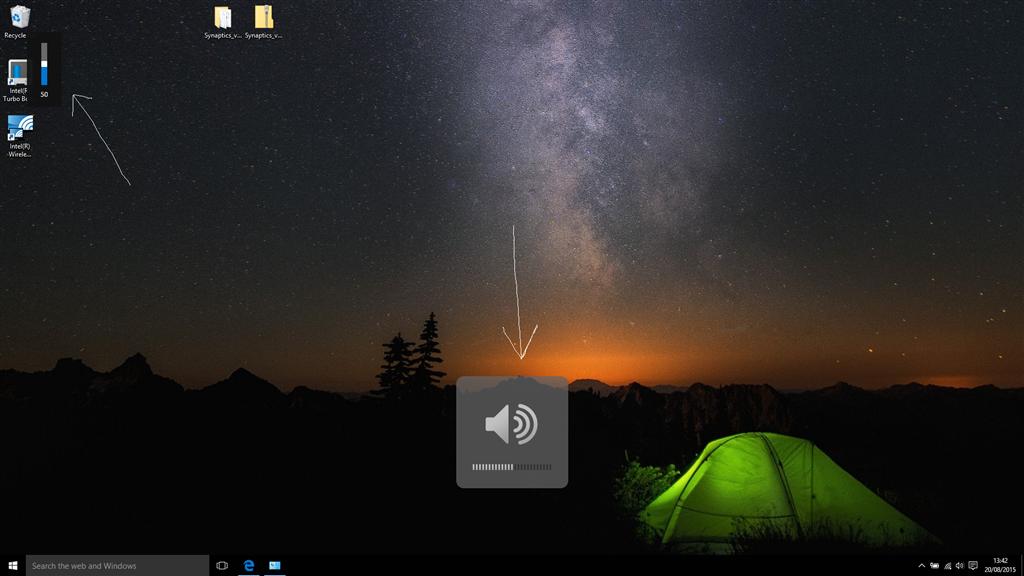 Windows 10 Volume popup - Disable? - Microsoft Community