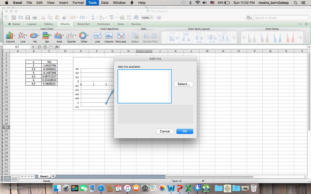 Download Solver For Excel Mac 2011