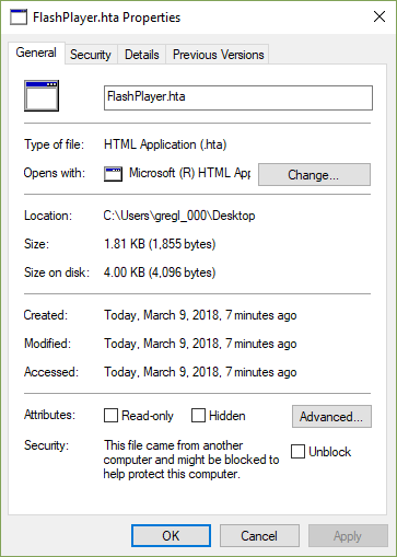 1 Microsoft Hella O: On Windows 10 I Cannot Permanently Get Rid Of A Trojan