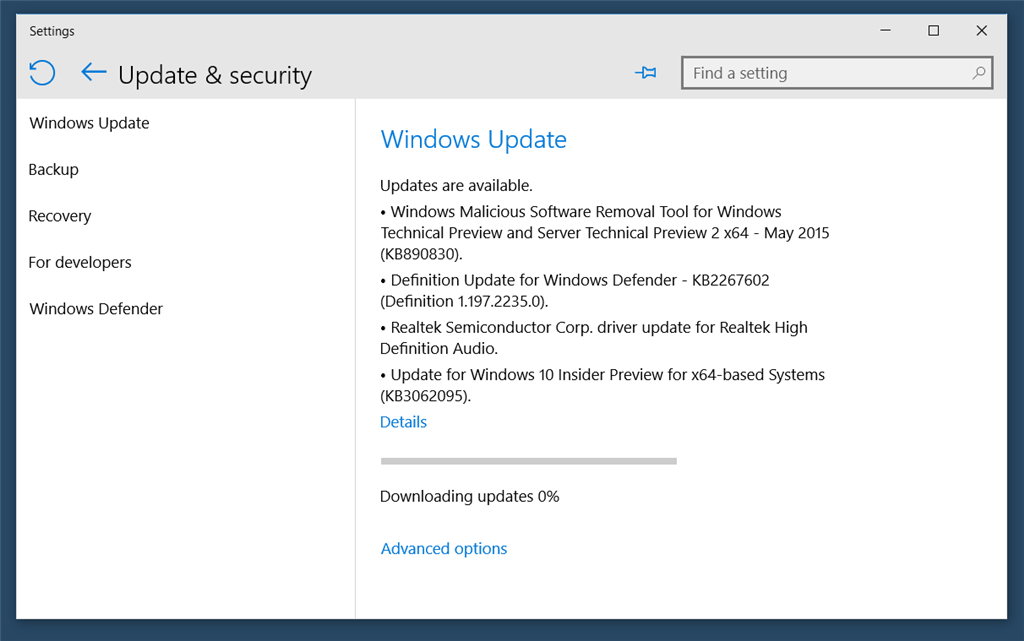 Windows 10 updates stuck / not working anymore - Microsoft