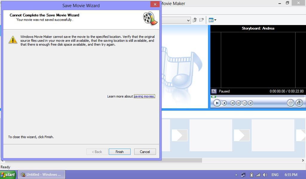 windows movie maker 2.6 download italiano