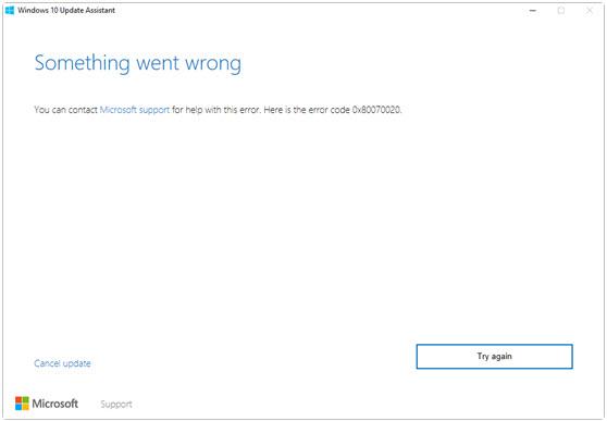 windows 10 update assistant 99 complete