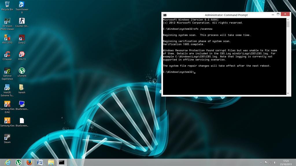 system32 ntoskrnl.exe windows 8