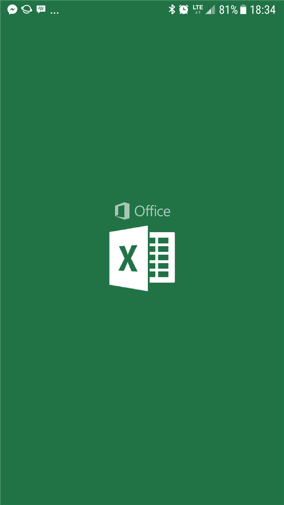 1 Microsof1 Microsofmail At Abc Microsoft Company: Excel For Android Won T Open Files.