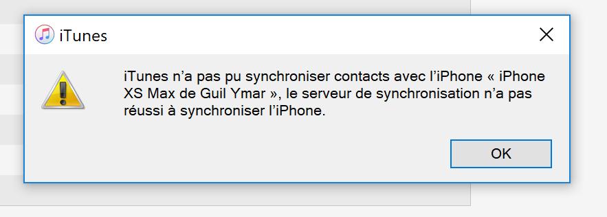 Synchroniser Calendrier Outlook Avec Iphone.Synchronisation Contact Et Calendrier Entre Outlook Et