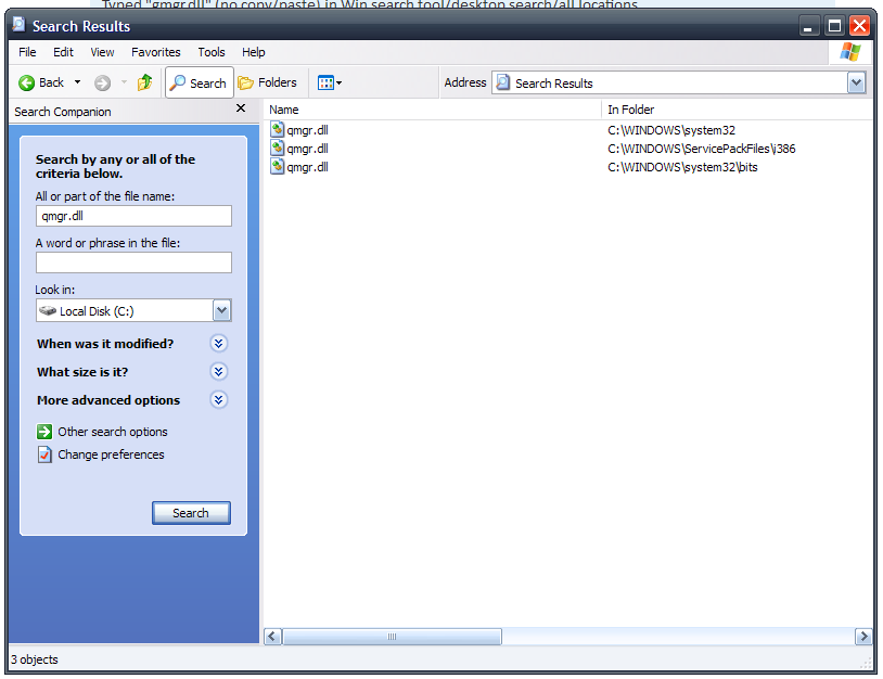 Why do all Windows updates fail for WindowsXP pro? - Microsoft Community