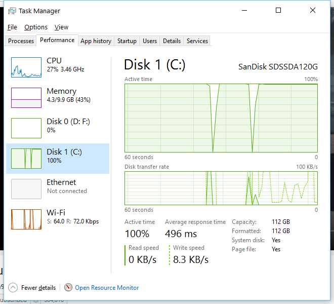 how to move chrome to ssd