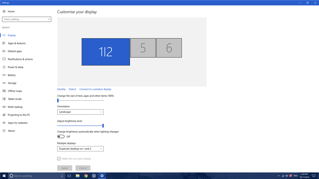 Multiple monitor issue - Microsoft Community