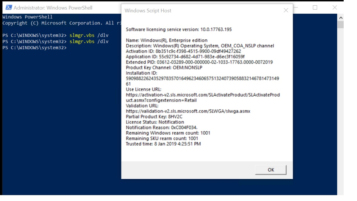 Windows 10 Ltsc 1809