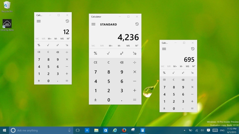 How to change Calculator Number language in Windows 10