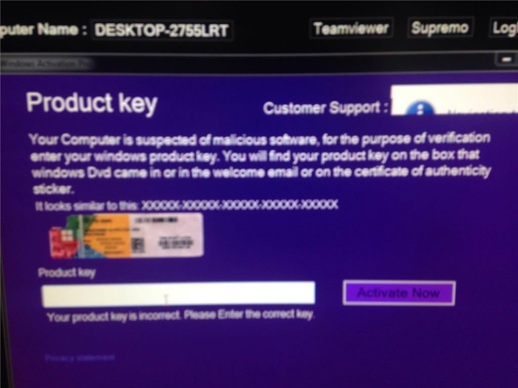find windows 10 product key on pc