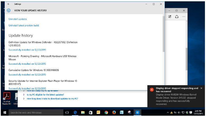 Microsoft dep sucks