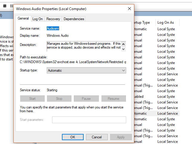 Have a huge audio problem, need help - Microsoft Community