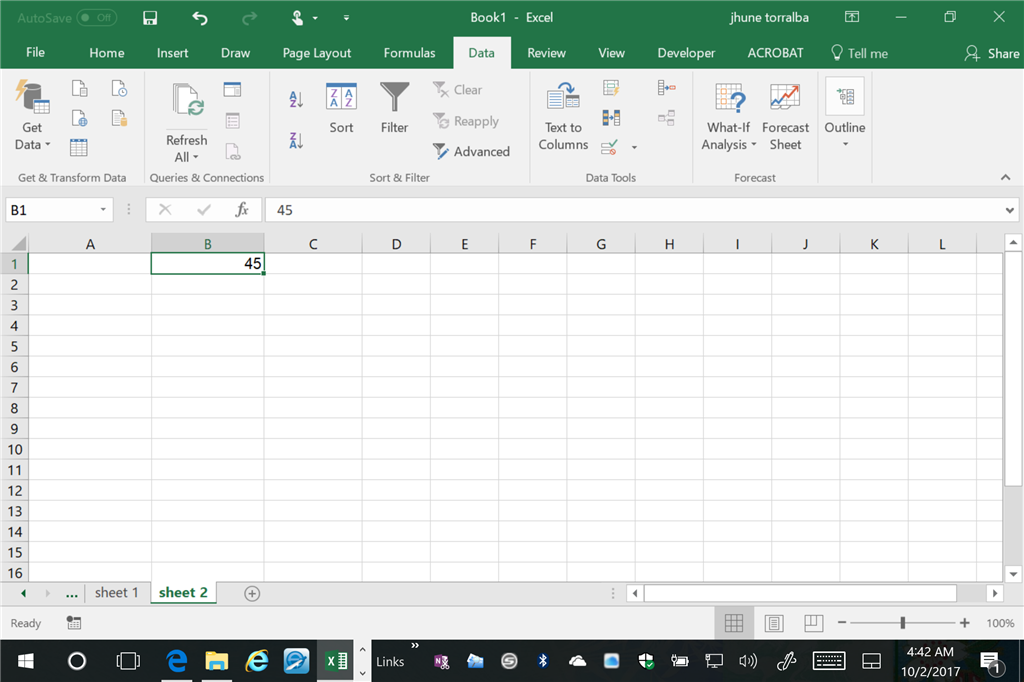 Comparing 2 excel Sheets to extract specific data - Microsoft Community