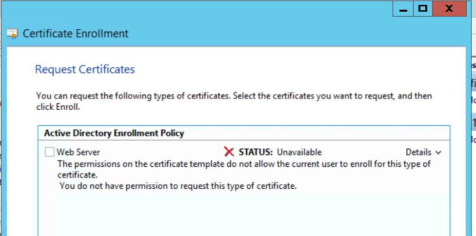 Win 2012 r2 ca certificate renew error microsoft partners forum image yadclub Image collections