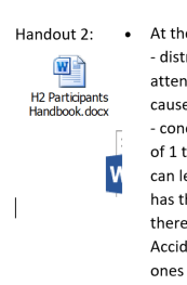 Insert object/document in word 2013 64 Bit; Icon not
