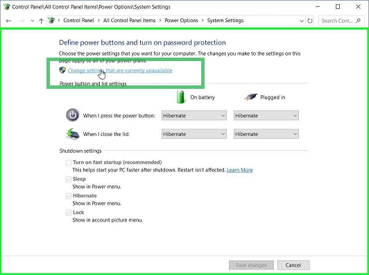 Laptop does not shutdown in Windows 10  - Microsoft Community