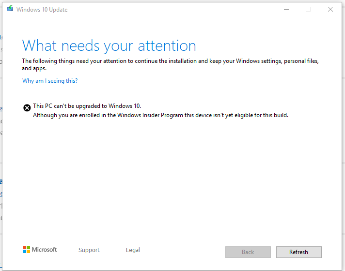 Windows 10 Insider Preview 18351 1 (Fast Ring Setting) and