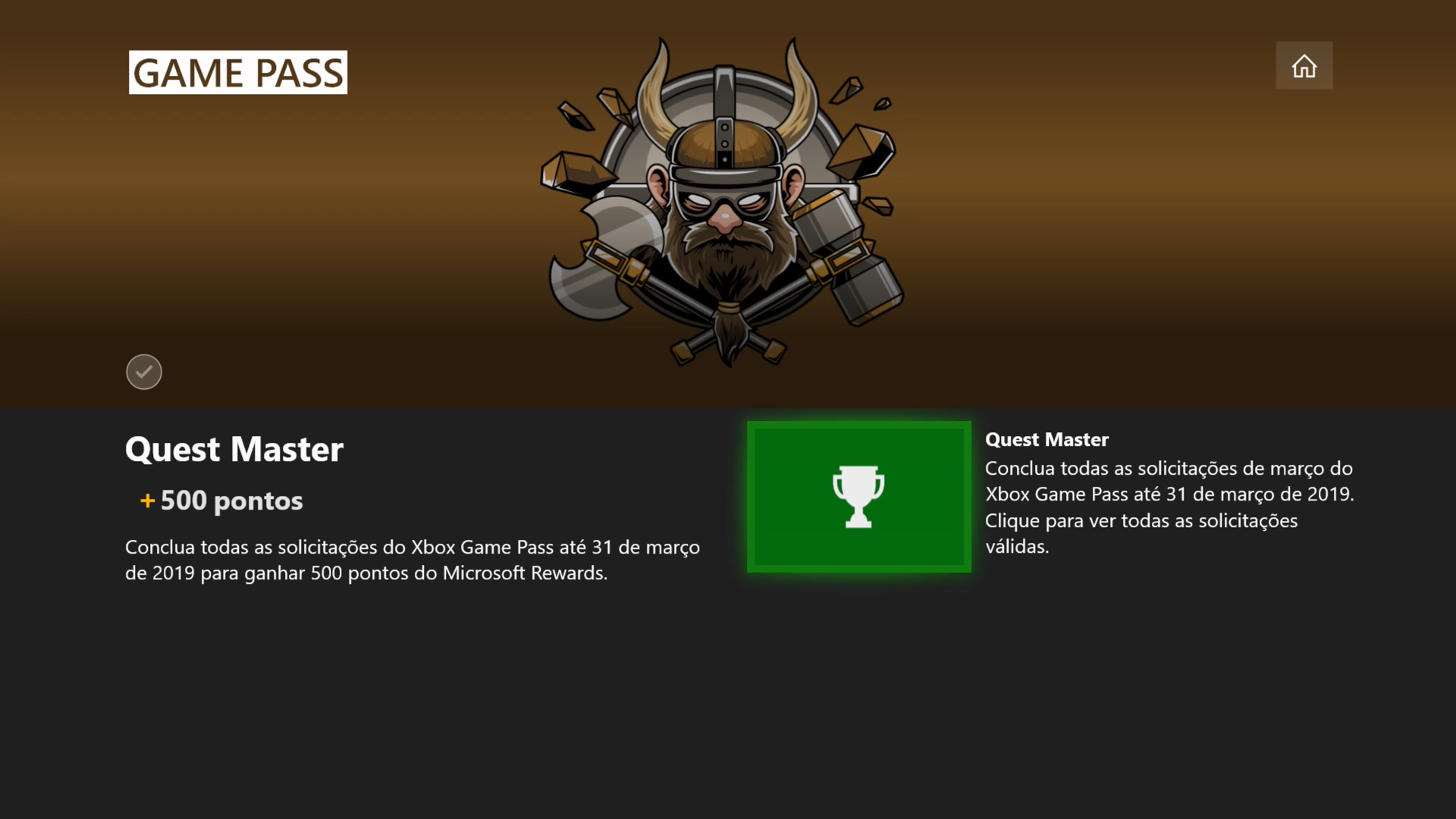 Problema Rewards Game Pass Quest Master [Problema Rewards Game Pass Quest Master] [IMG]