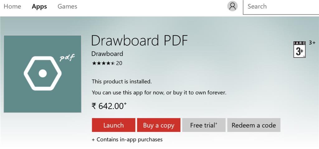 Drawboard Pdf Free