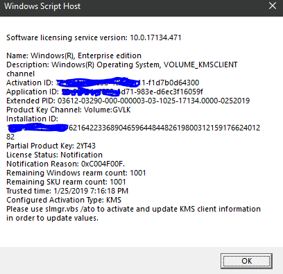 how to check my windows product key is genuine