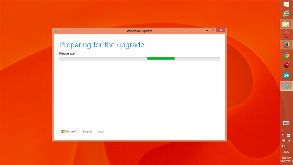 Preparing to install updates stuck windows 10 | Windows 10 stuck in