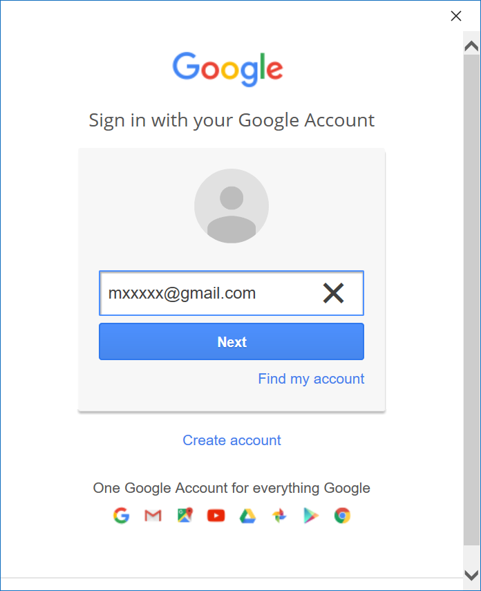 Outlook 365 (installation) Gmail sign in loop - Microsoft