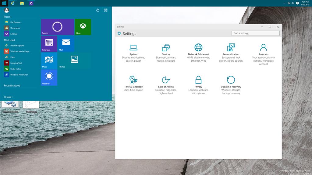 Cortana search bar not working when taskbar on top of screen