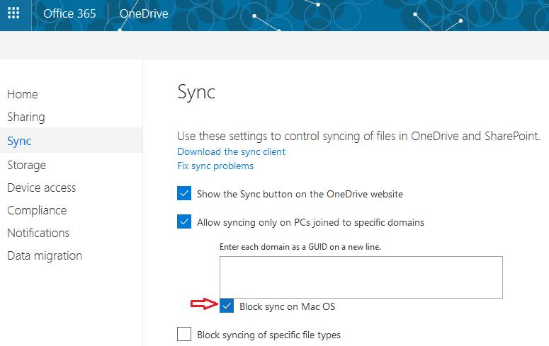 Unable to Add/Sync OneDrive Folder on Mac - Microsoft Community