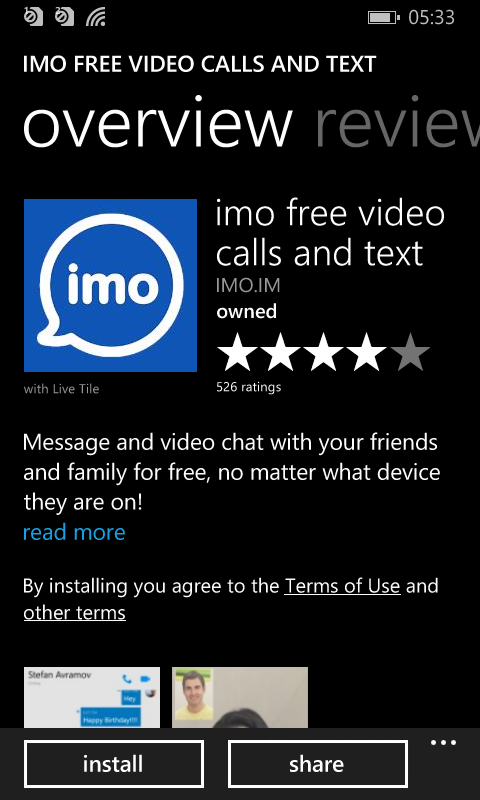 imo download - Microsoft Community
