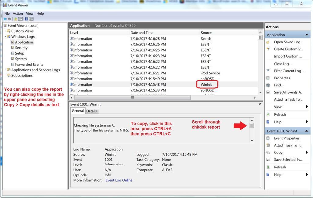 Windows 7 cbspersist log delete