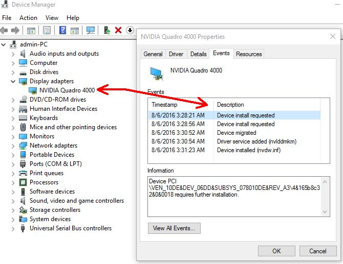 Windows 10 cannot dete...