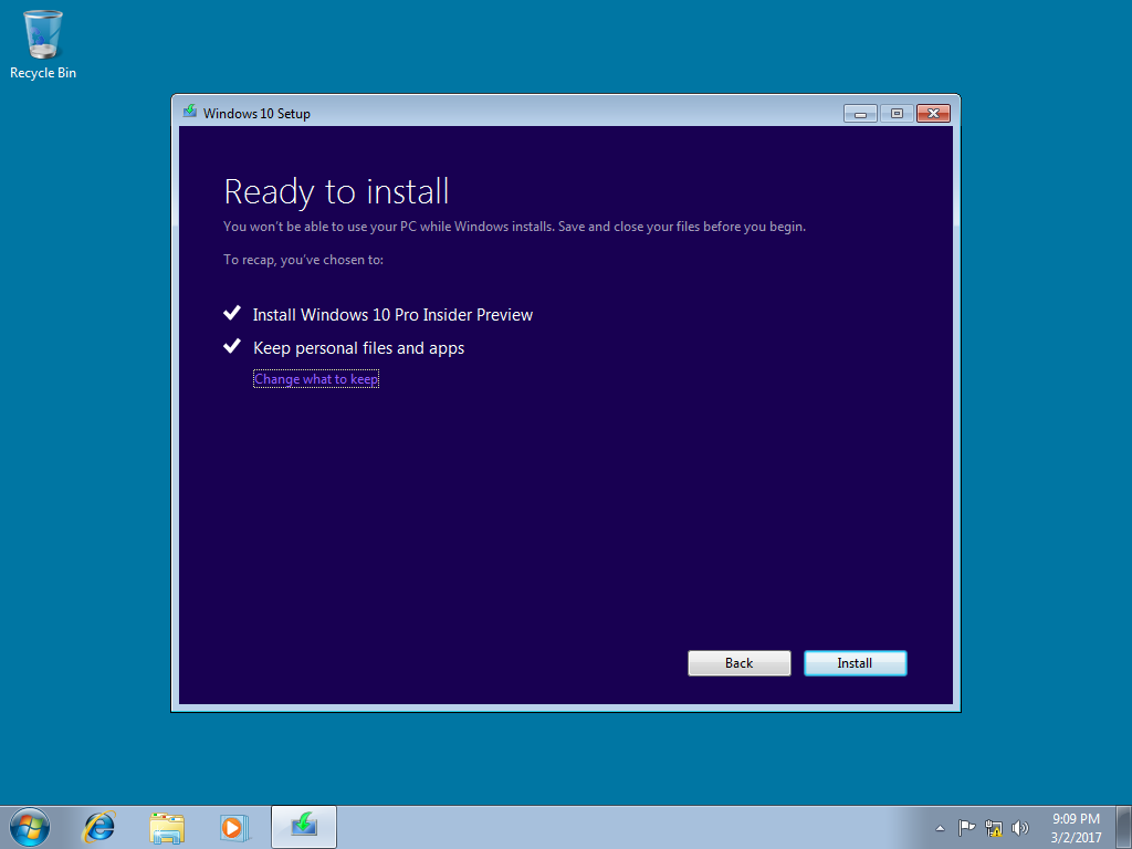 How to Upgrade to Windows 10 Version Feature Update from ...