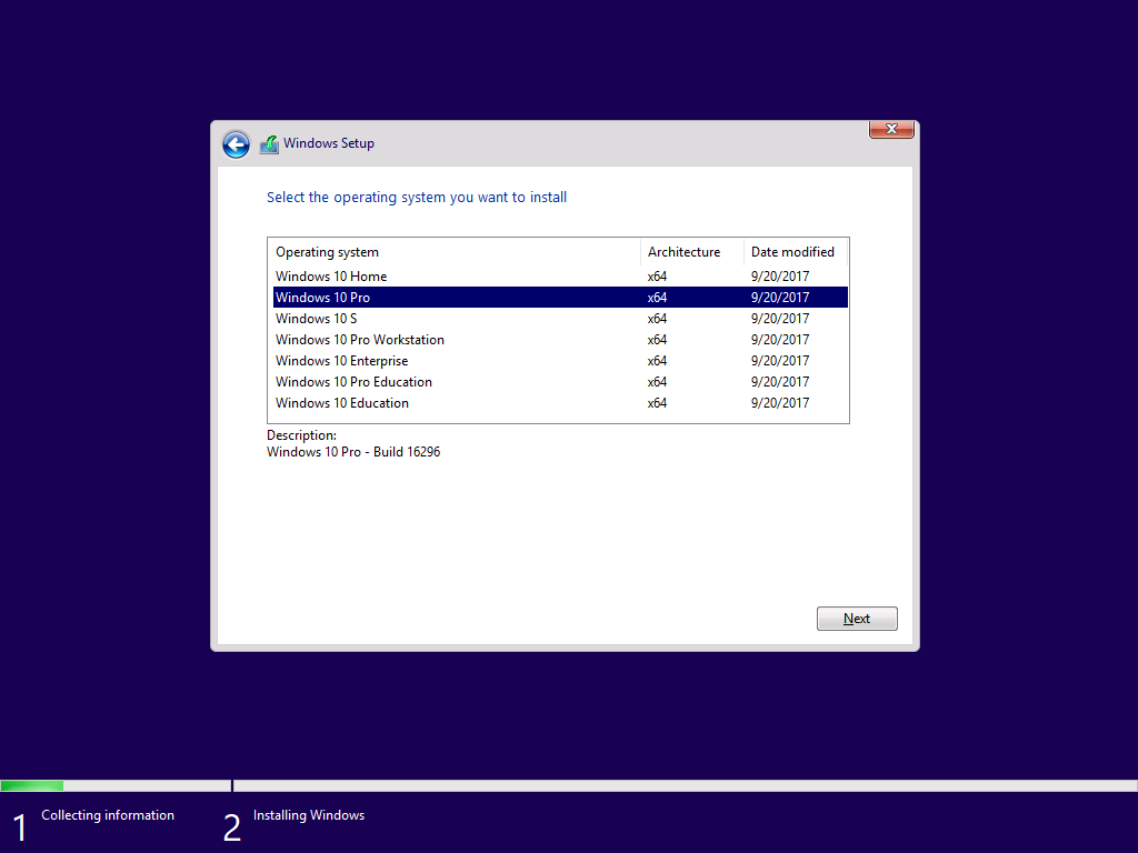 Multi-Edition ISO for Windows Insiders Fast Ring - Microsoft