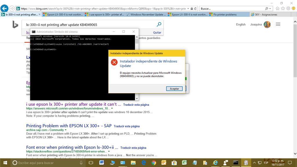 epson lx 300 driver windows 10 64 bit free download
