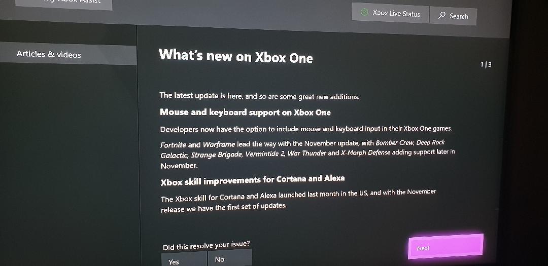 Xbox One Controller Sensitivity Problems