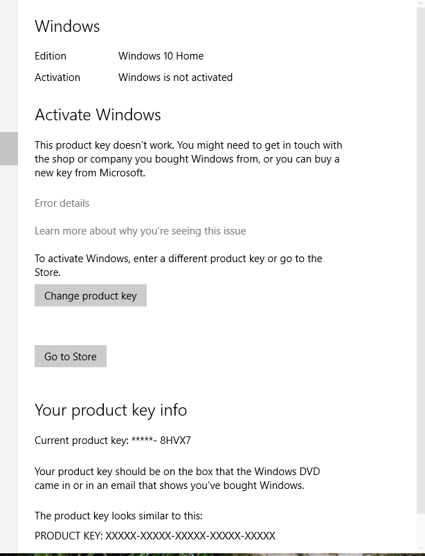 what will happen if windows 10 is not activated