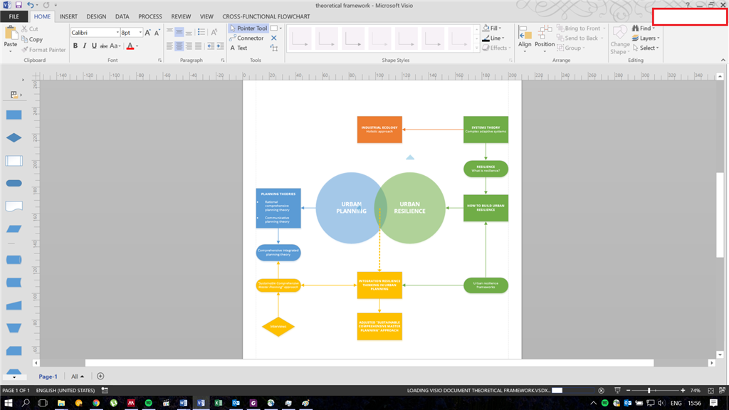 Troubles with inserting visio drawings into word 2016 and saving to and this is how it looks after paste special in word 2016 ccuart Gallery