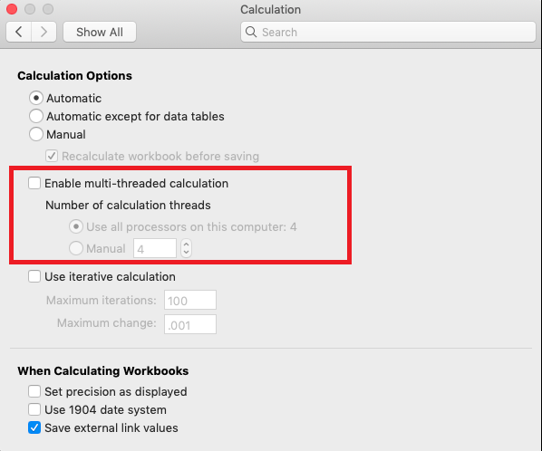 Excel 2016 mac switch to manual calculations pdf