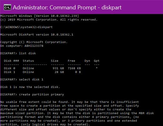 Formatting error on pendrive  - Microsoft Community